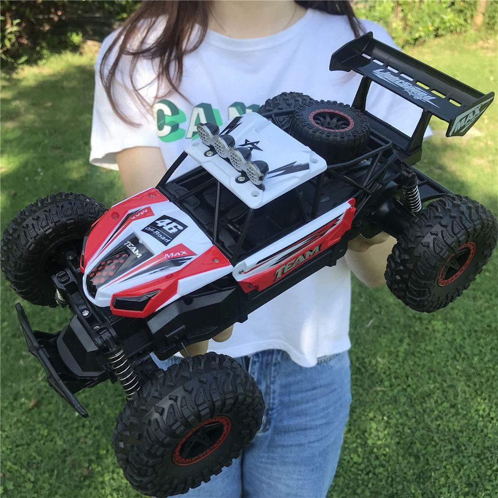 Flytec 6029 RC coche 1/16 2,4G Control remoto RWD Racing vehículo todoterreno eléctrico de alta velocidad modelo RTR para niños Juguetes