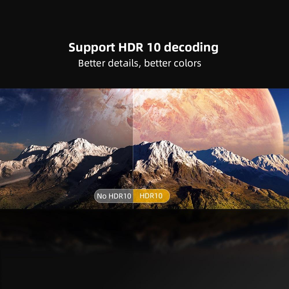 BYINTEK U50 Full HD 1080P LED DLP Mini 3D 4K Android Smart Portable Projector Proyector for Smartphone Cinema