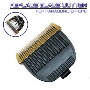 Ceramic Titanium Replace Blade Cutter Head For Panasonic ER-GP8 1610 1611 1511 153 154 160 VG101 Hair Clipper Trimmer Razor Tool