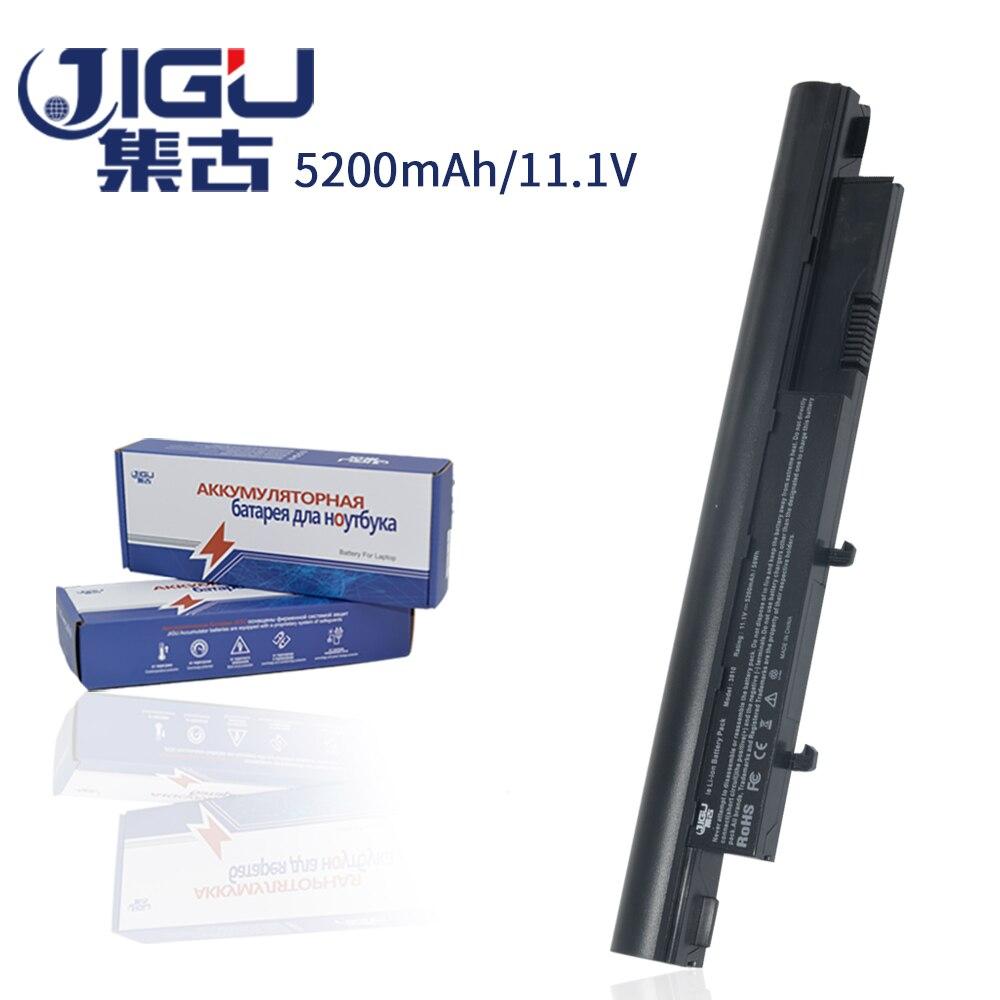 Jigu 6 células bateria do portátil para acer aspire timeline 3810 3810 t 4810 4810 t 5810 5810 t travelmate timeline 8371 8471 8571