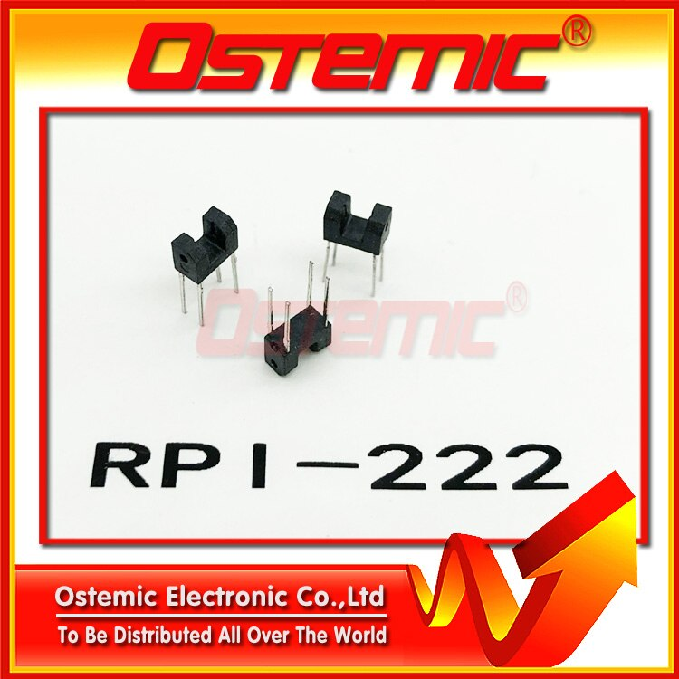 RPI-222 Sensor óptico transmisivo GAP-2MM DIP-4 interruptor de foto subminiatura RPI222