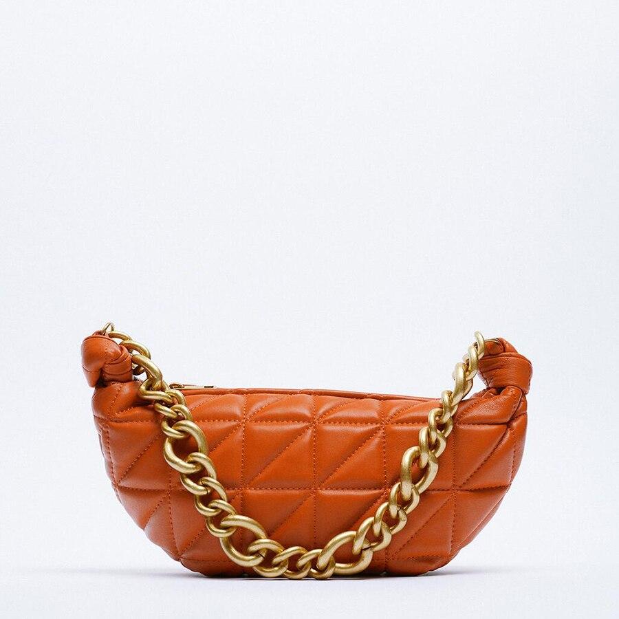 bolso-de-mano-con-cadenas-doradas-gruesas-para-mujer-bolsa-de-hombro-de-piel-sintetica-de-color-solido