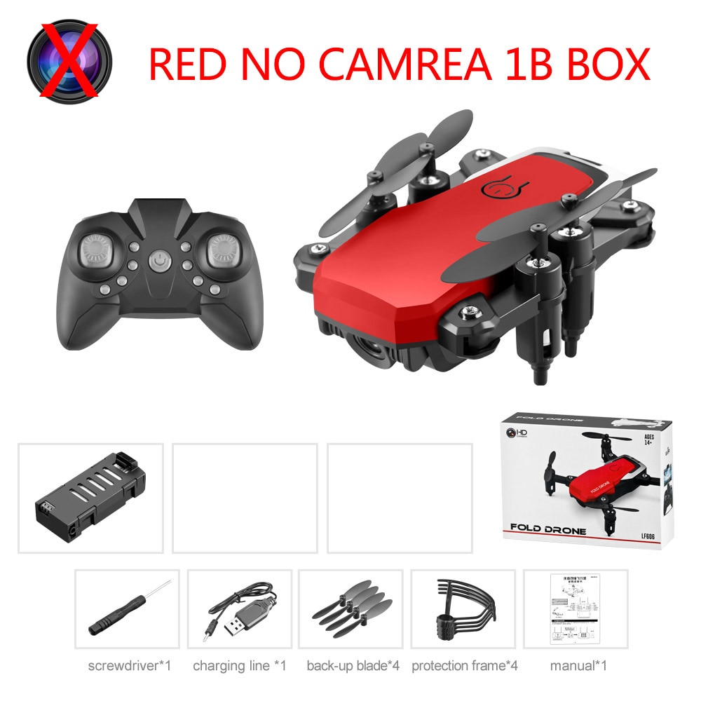 Mini Dron plegable para niños, juguete Infantil, helicóptero Rc, 6 CANALES, Drones...