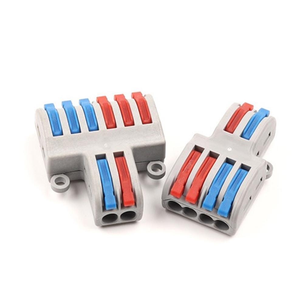 Conector de cable de tipo nuevo, divisor de cables 2 en 4/6,...