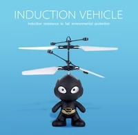infrared induction vehicle astronaut aircraft childrens sensing toy helicopter