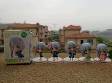 5pcs/set Eromanga Sensei Izumi Sagiri Action figure Anime Doll Toy Collection Model Toy for friends gift