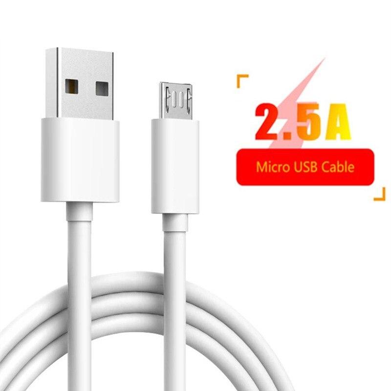 Cable de carga Microusb 2A para Samsung Galaxy S7, S6 Edge, J7,...