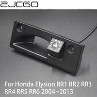 zjcgo car rear view reverse backup parking reversing camera for honda elysion rr1 rr2 rr3 rr4 rr5 rr6 20042013