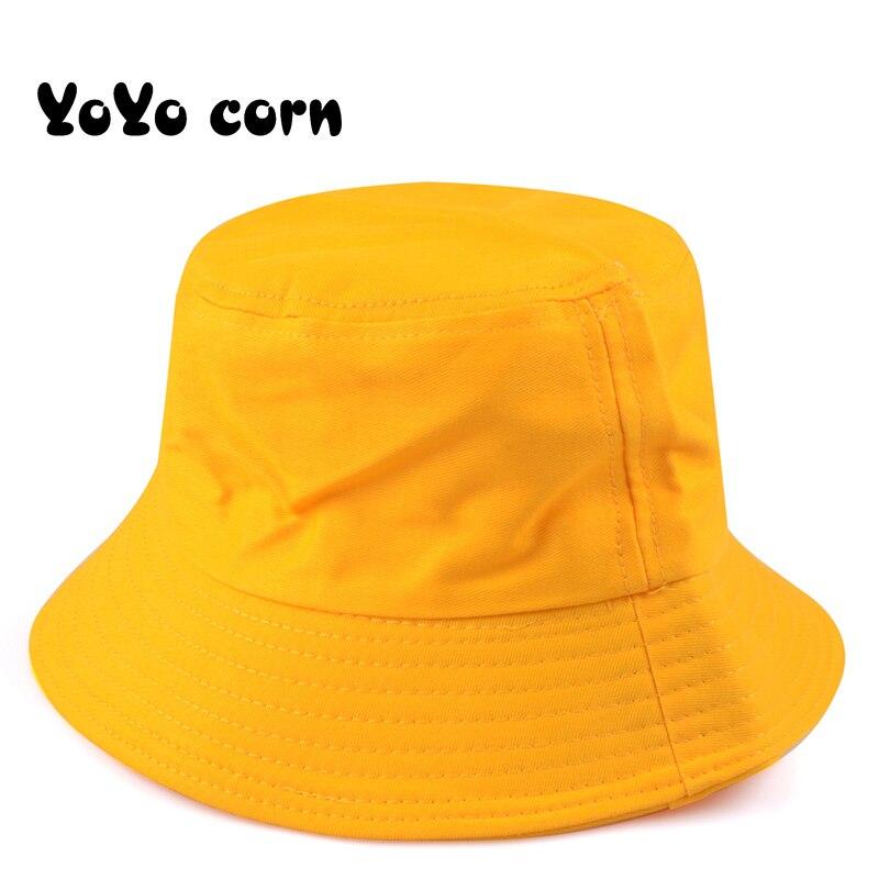 Yoyocorn adulto mulher boné ao ar livre balaclava chapéu de sol masculino e feminino chapéus moda casual curling gorras pescador chapéu