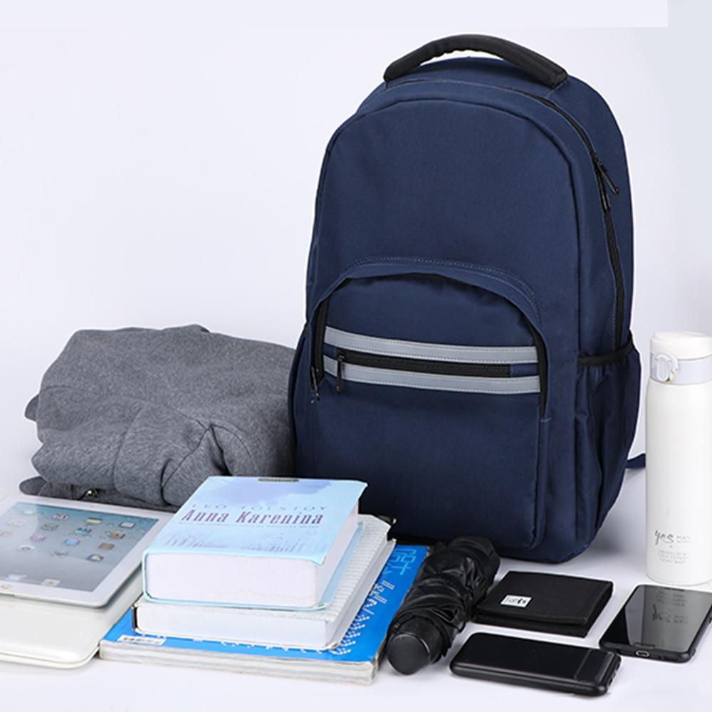 2021 New Fashion School bag Waterproof Men Laptop Backpacks Travel Backpacking Male Backpack Teenage