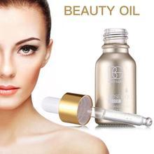 15ml 24k oro rosa Elixir Primer maquillaje unicornio esencia labios crema hidratante base aceite