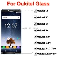 glass for oukitel k5 k10 k13 k10000 pro screen protector phone film oukitel wp7 wp6 k3 k5 k10 wp5 wp8 wp9 wp10 tempered glass