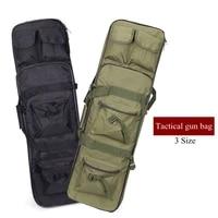 tactical hunting rifle gun bag heavy duty shotgun carry bag paintball combat holster airsoft gun case hunting accessories