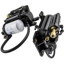 2 Pcs Electric Fuel Pump Assembly Kit for Volvo Penta 4.3OSI 4.3GXI 5.0OSI