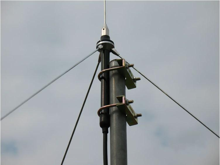 هوائي GP1 1/4 wave ، موصل كابل 15 مترًا ، BNC ، TNC ، NJ ، لجهاز إرسال fm 5w ، 7w ، 15w ، 25w ، 50w