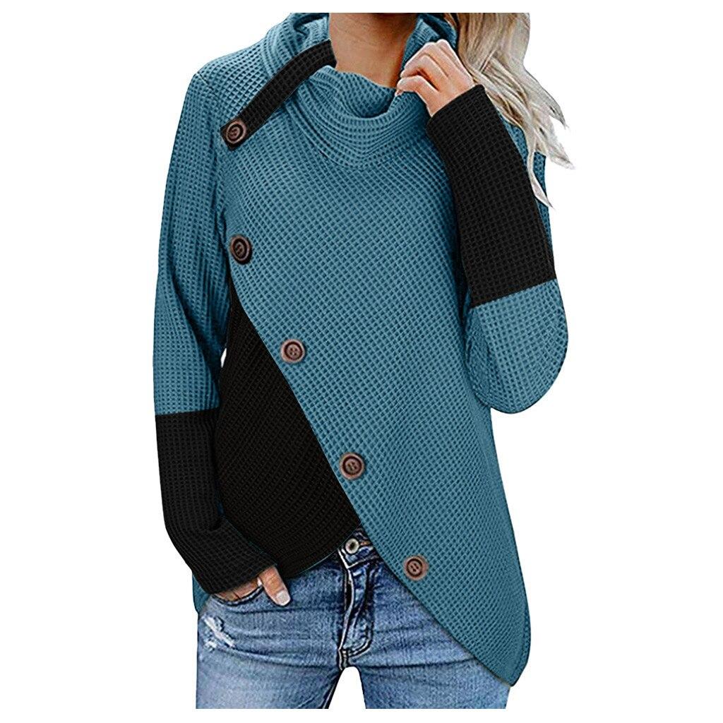 2019 sudaderas con capucha mujer Otoño e Invierno gato Weater Botón de manga larga Regular sudadera blusa femenina sudaderas de gran tamaño