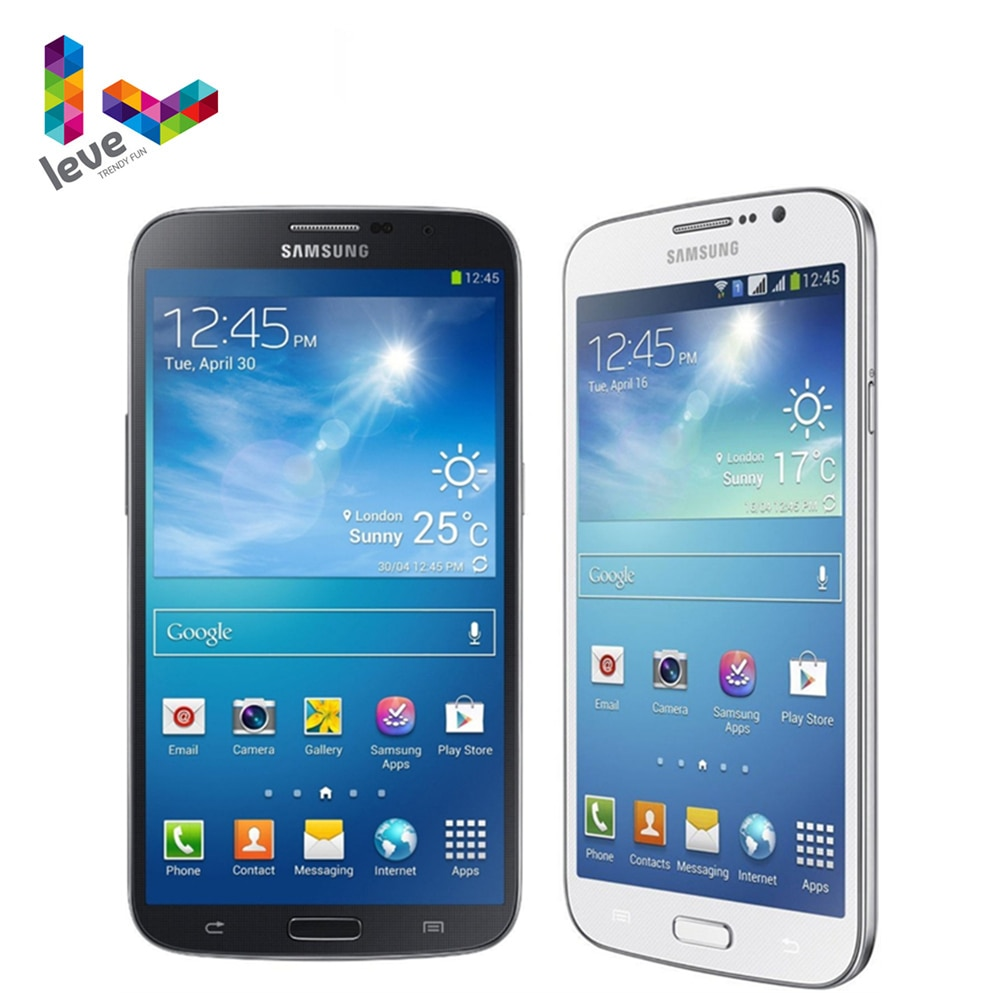 "Original GT-i9152 Dual SIM Samsung Galaxy Mega 5.8"" Unlocked Smartphone 1.5GB RAM 8GB ROM Dual Core 8MP Touchscreen Mobile Phone"