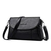 women soft leather shoulder bags female crossbody bags for women ladies bags designer commuter bag