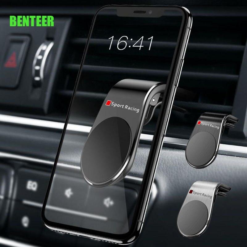 Gravity Car phone holder sticker for Audi A1 A3 A4 A6 A6L A7 A8 Q3 Q5 Q7 TT S RS3 RS4 RS5 RS6 RS7 RS8 TT