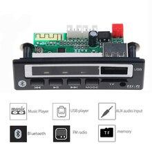 Bluetooth 5.0 lecteur MP3 musique sans fil récepteur Audio décodeur Module USB TF FM Radio MP3 décodage conseil pour voiture accessoires bricolage