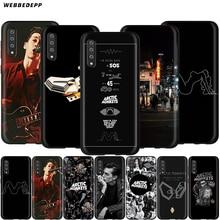 Webbedepp Arctic Monkeys Case for Samsung Galaxy S7 S8 S9 S10 Plus Edge Note 10 8 9 A10 A20 A30 A40 A50 A60 A70