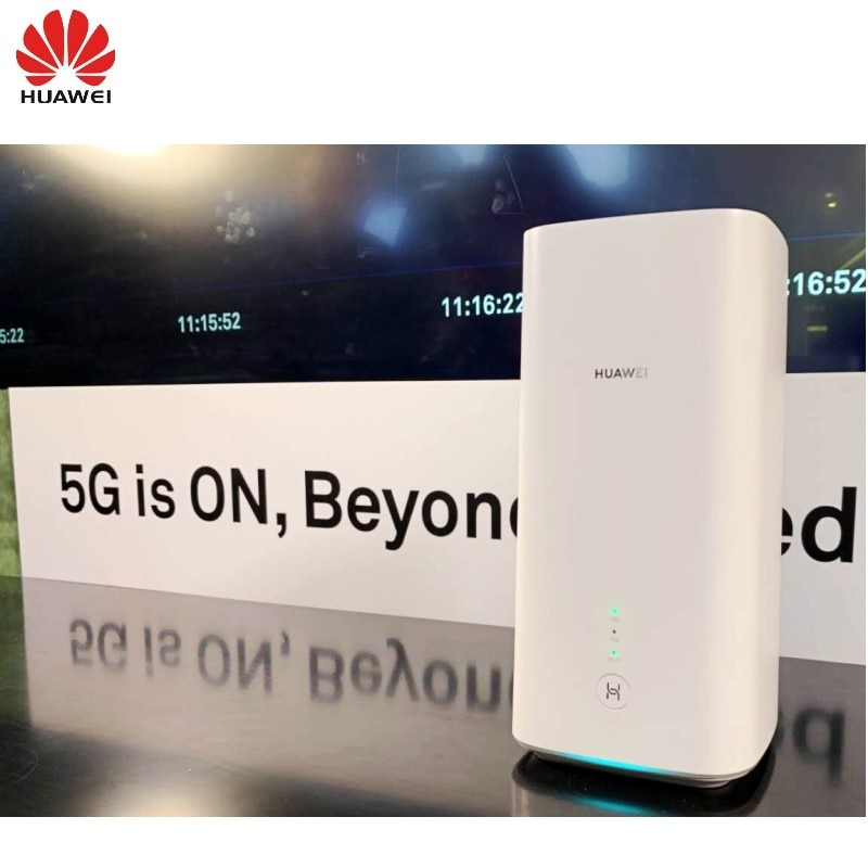 NEW Unlocked Huawei 5G CPE Pro H112-370 NSA+SA 5100Mbps 2.33 Gbps LTE CPE Wireless Router