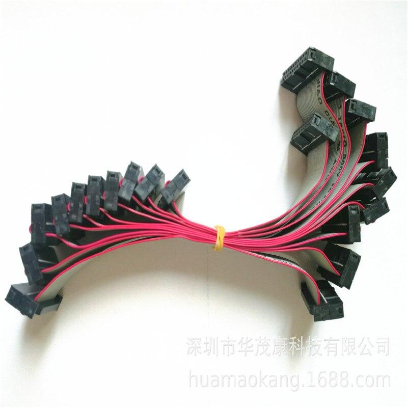 Cinta de datos de extensión 1215A mao wantuoxiangnaier80 4399, Cable de línea Dual, dispositivo de alta calidad