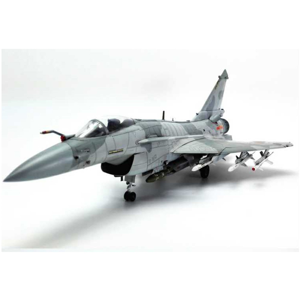 Trumpeter 02848 1/48 PLAAF J-10B Vigorous Dragon Fighter Plane Airplane Aircraft Toy Plastic Assembly Model Kit недорого