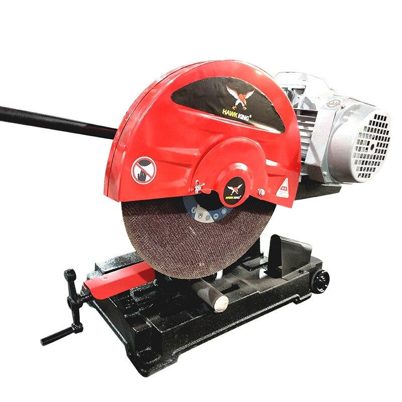 Máquina de corte de perfil de acero, máquina de corte de canal de acero, herramienta de corte de metal pesado