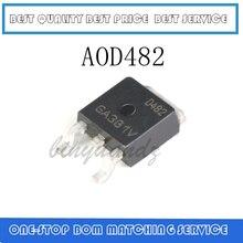 10PCS~50PCS AOD482 D482 TO252
