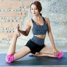 1 Pair Sponge Running Outdoor Exercise Knee Pad Support Sports Brace Anti Slip Adjustable Strap Dancing Protective Leg Warmer