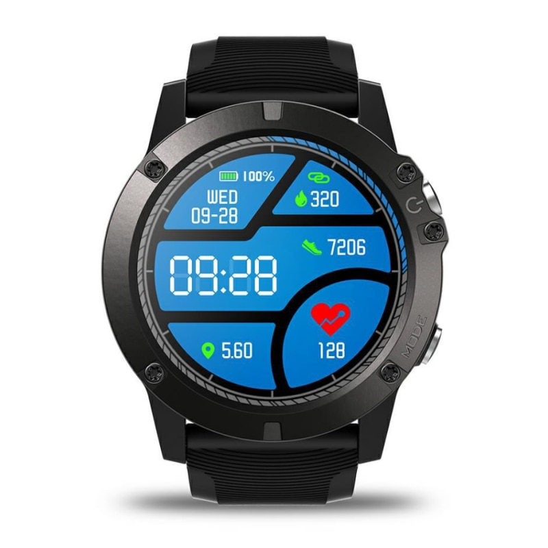 2020 novo relógio inteligente 1.3 polegada ips cor display feminino masculino smartwatch pulseira inteligente câmera de fitness cronômetro