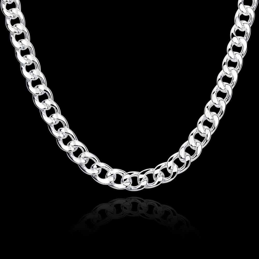 Модный-бренд-925-стерлингового-серебра-подойдет-в-качестве-подарка-как-для-мужчин-так-и-для-классический-личности-10-мм-цепи-24-дюйма-рождеств
