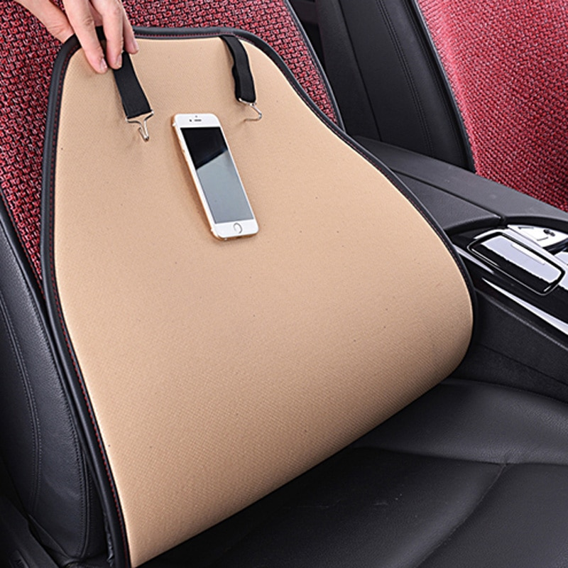 Linen Car Seat Cover Protector Flax Front or Rear Seat Back Cushion Pad Mat Backrest for Auto Interior Truck Suv Van enlarge