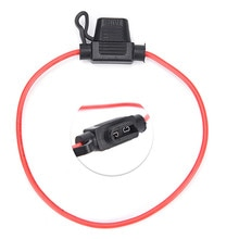 30A Wire In-line For Car Automotive Blade Fuse Holder Fuseholder Kit for Vehical