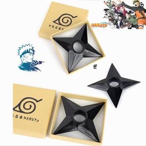 Аниме Наруто ниндзя Акацуки косплей оружие Броня брони пластиковые сюрикен дети взрослые Косплей Аксессуары коллекция игрушек