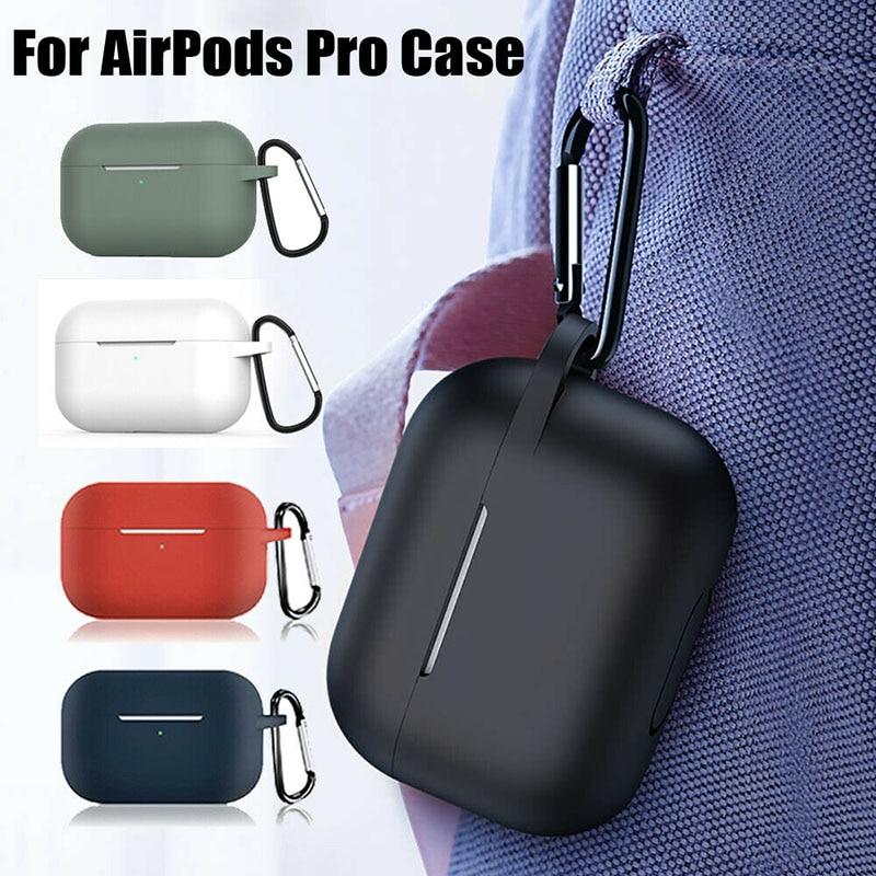 Funda protectora de silicona para auriculares inalámbricos Bluetooth para QCY T5 B88