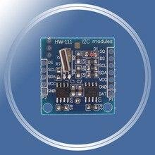 5 pièces/lot minuscules modules RTC I2C 24C32 mémoire DS1307 horloge module RTC (sans batterie) pour Arduino