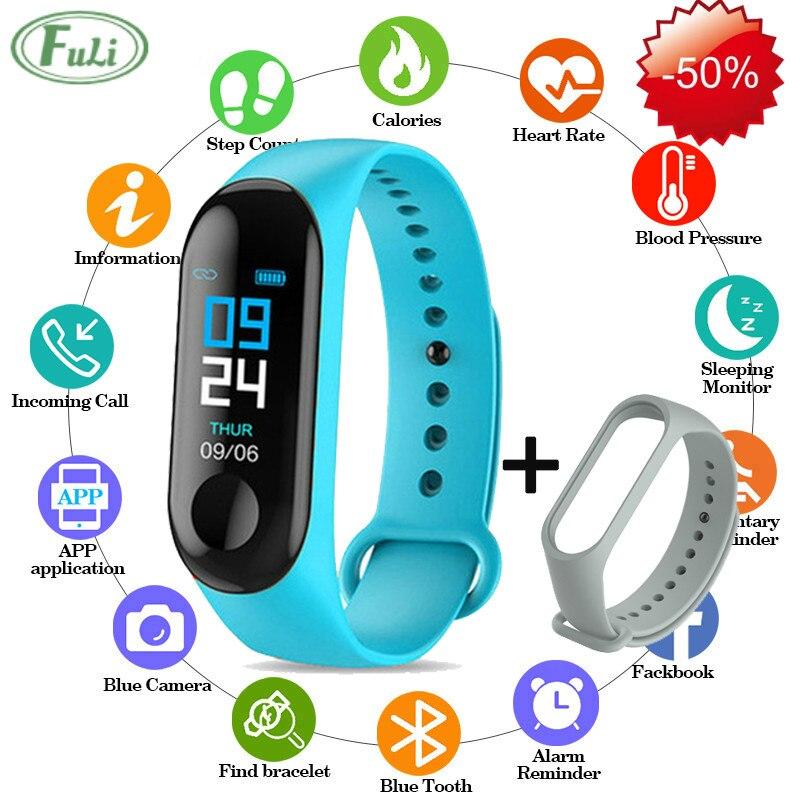 Smart Band Children watch Fitness Tracker Smart Bracelet Heart Rate Monitor Watches Waterproof Womne Sport Wristband Kids Wrist недорого