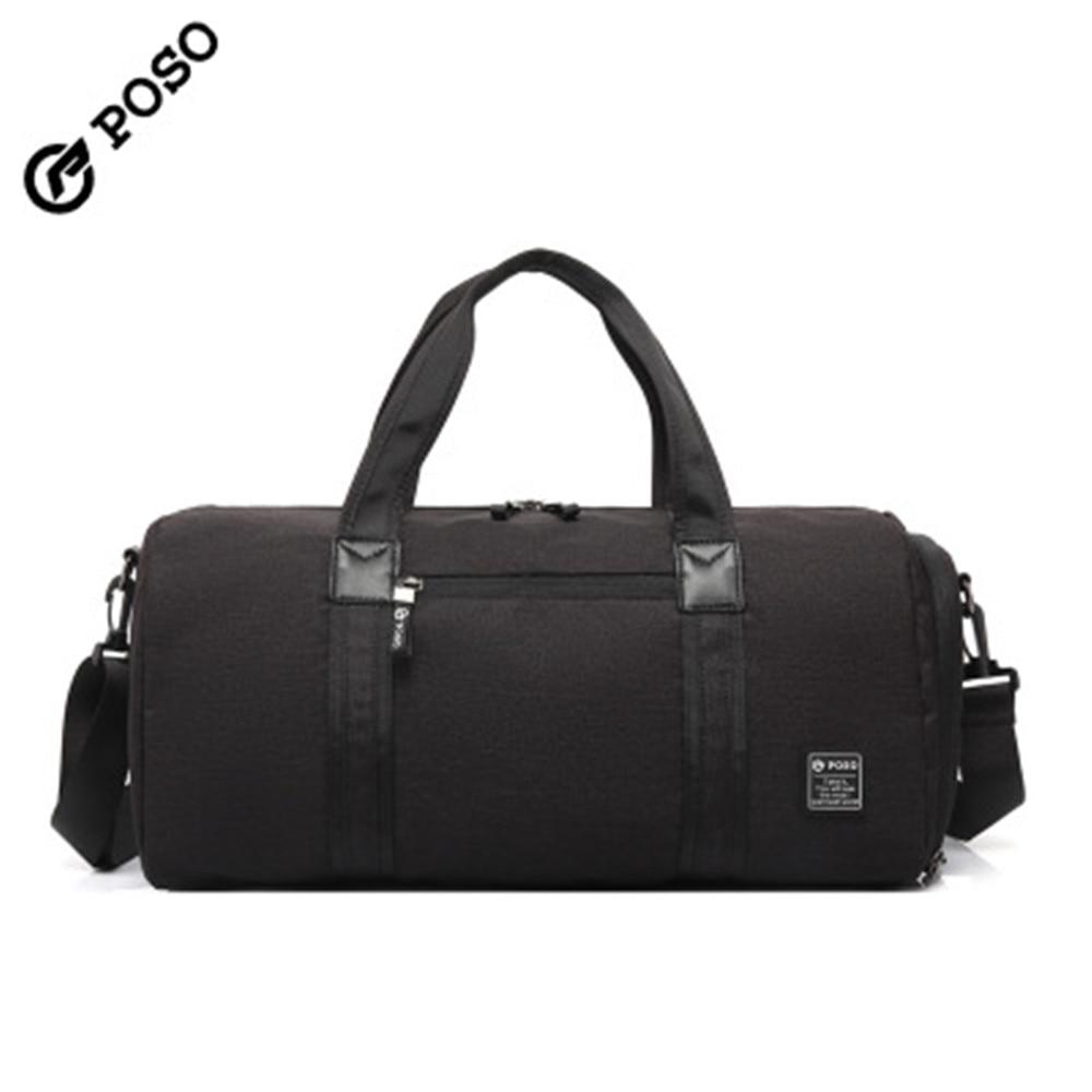 Bolsa de almacenamiento, bolsa de fitness, bolsa a prueba de agua de gran capacidad, bolsa de viaje de un solo hombro, bolsa de deporte