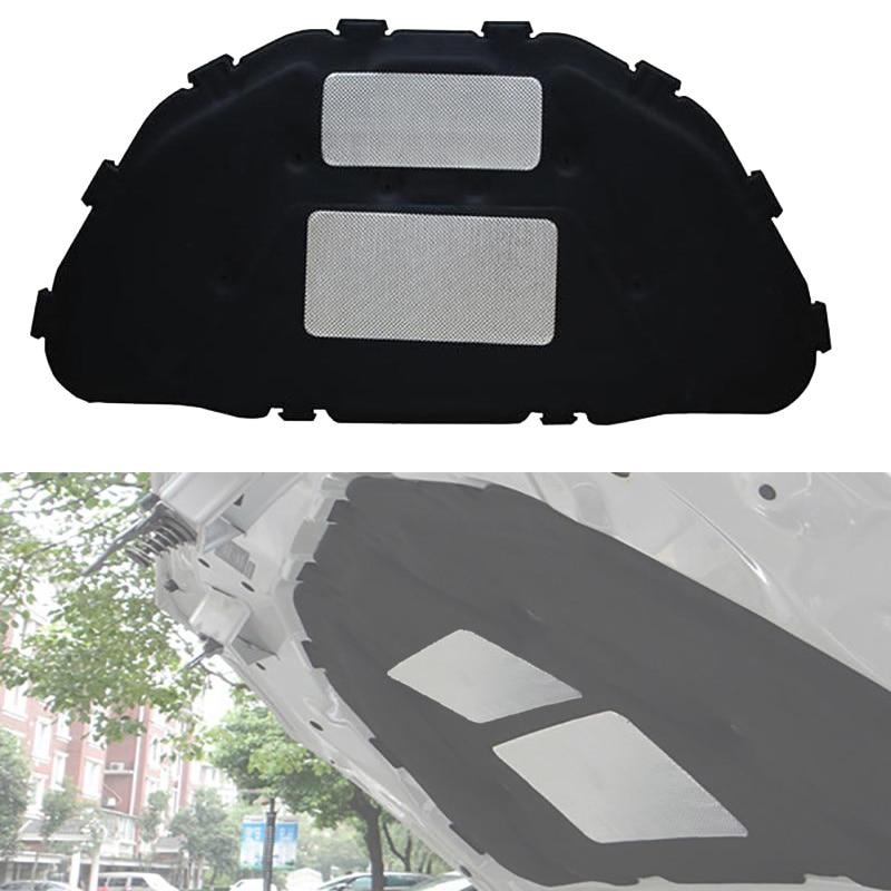 2010-2015 BMW X1 car engine hood sound insulation pad heat insulation cotton cover heat insulation pad