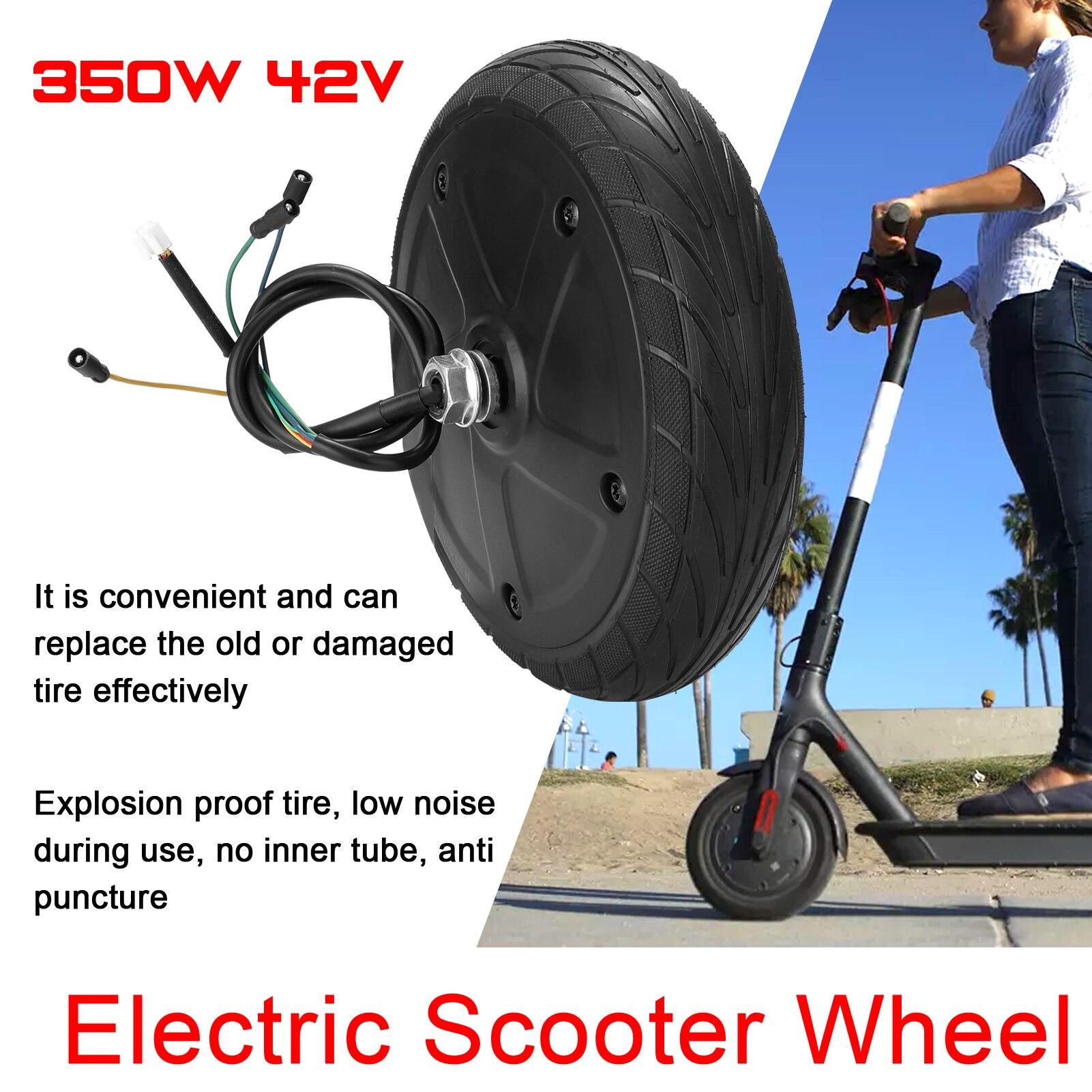 350W 42V conducción rueda para ES1 ES2 ES3 ES4 eléctrico accesorios para...