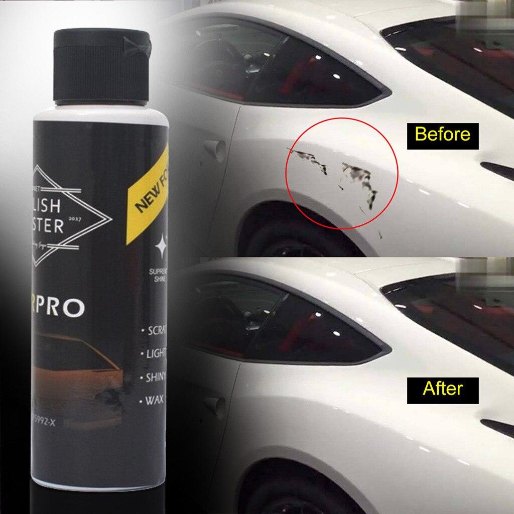 Керамическое покрытие для автомобиля жидкое стекло 50 мл твердость 9H полировка