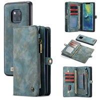 Магнитный чехол-кошелек CaseMe для Huawei P30 Lite P30 P20 Mate 20 Pro, откидные Чехлы, съемный кожаный кошелек, чехол для телефона