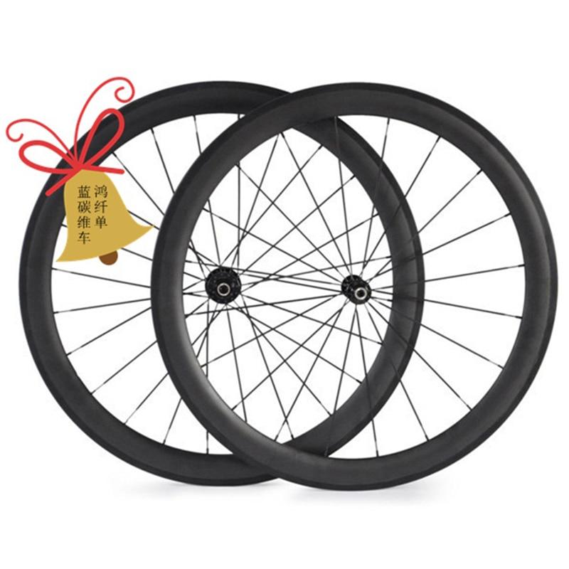 شحن مجاني عجلات الكربون الطريق الفاصلة أنبوبي 38 50 مللي متر دراجة عجلات عجلات الكربون et 700c الكربون الطريق دراجة عجلات 23 25 مللي متر العرض