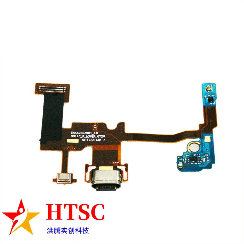 Conector de puerto de carga USB, trabajo 100% perfecto de Cable flexible...