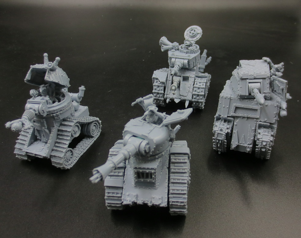 Ork arschloch tank