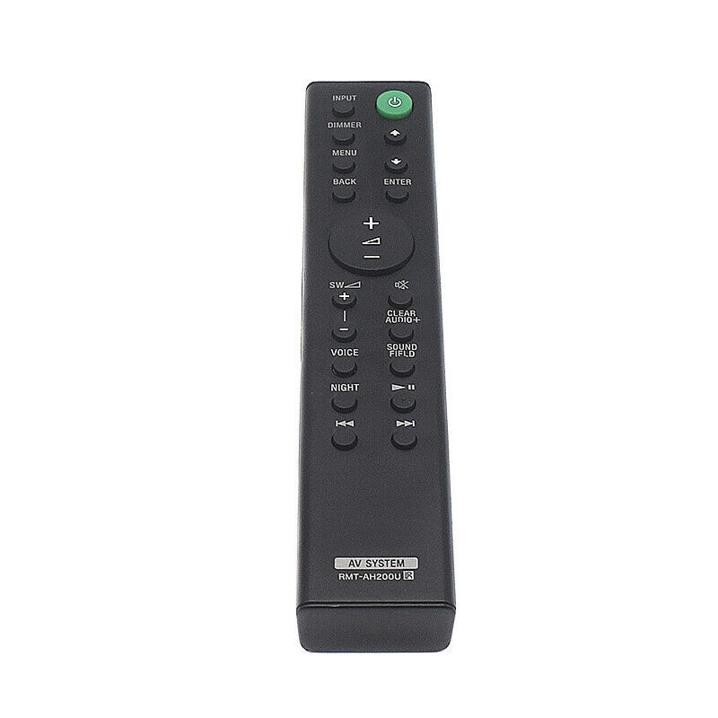 Utiliza Control remoto Original para Sony casa teatro sistema SS-RT3 SS-SRT3R SS-SRT3L SA-WRT3 SS-WRT3