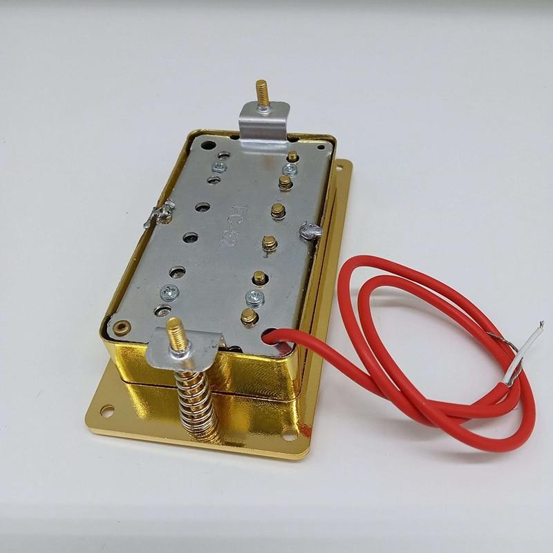 Gold Double Coil Humbucker Pickups Set for LG SG Guitar enlarge