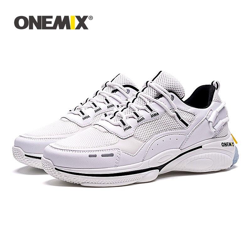 ONEMIX رجالي الاحذية أحذية للكبار أحذية رياضية موضة النساء أحذية رياضية جديدة أجهزة لياقة خارجية الركض الأحذية